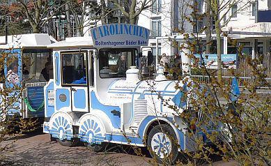 Boltenhagener Bäder Bahn Carolinchen