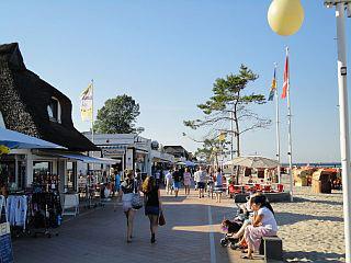 Dahme Promenade Strand