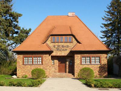 Garz Ernst Moritz Arndt Museum
