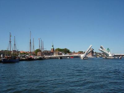 Kappeln Schlei Brücke