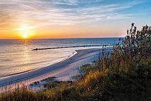 Koserow Sonnenaufgang