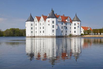 Märchenschloss Glücksburg