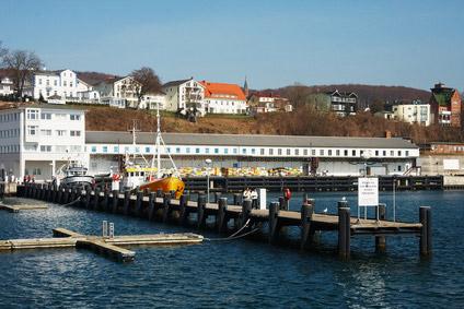 Sassnitz Seebrücke