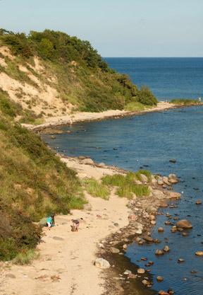 Steilküste Göhren