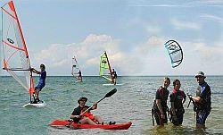 Wassersport Insel Poel