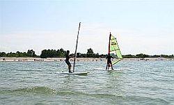Windsuerfer Insel Poel