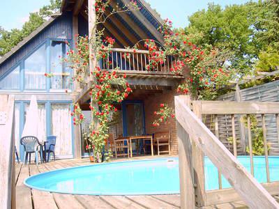 Ostseeklar.de - Haus mit eigenem Pool, Nähe Scharbeutz / Ostsee, 3 ...