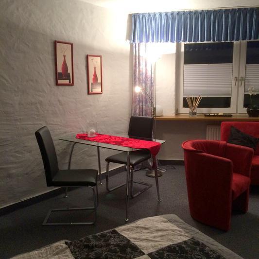 fewo f r zwei appartementanlage godewind schwimmbad strandkorb sauna meer. Black Bedroom Furniture Sets. Home Design Ideas