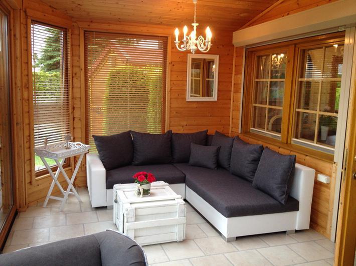 Luxus Ferienhaus VILLA WEITBLICK Mit Meerblick, 3 Kaminöfen, 2 Balkonen,  Wintergarten U
