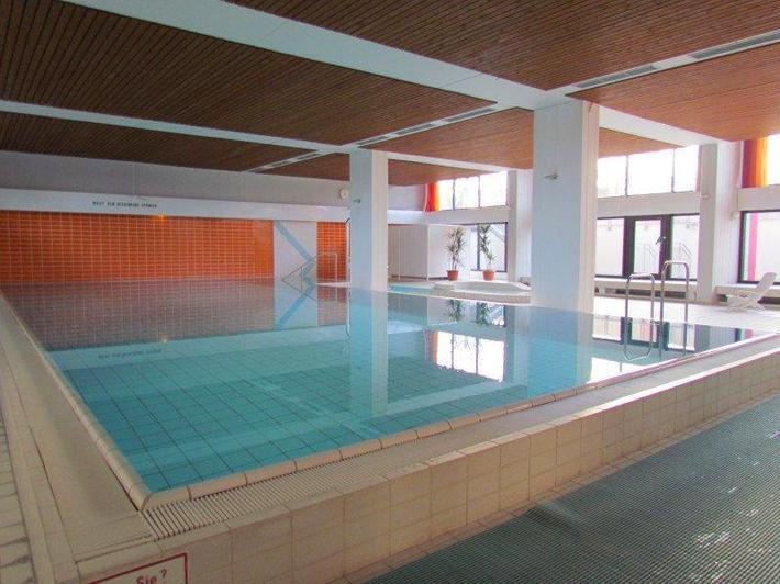 Ostseeklarde Ferienwohnung Mit Schwimmbad In Dahme Haus Berolina