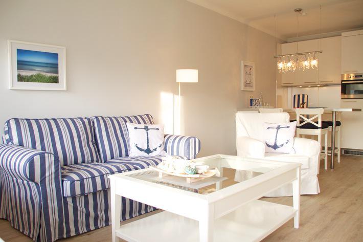 bel etage sun travem nde travem nde objektnr 295918. Black Bedroom Furniture Sets. Home Design Ideas