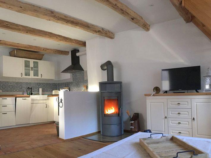 dwargenhus prerow objektnr 526438. Black Bedroom Furniture Sets. Home Design Ideas
