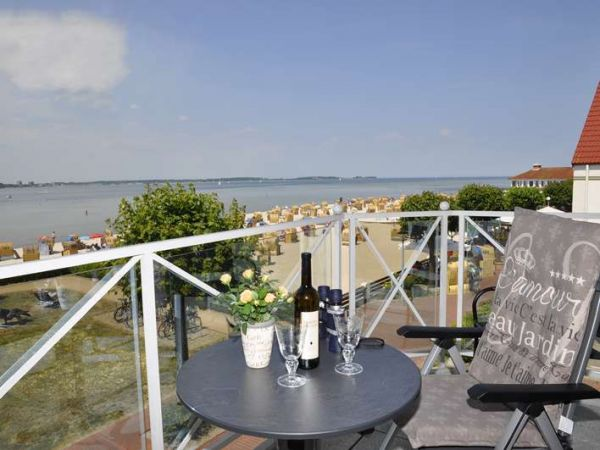 Strandhotel 17 in Laboe