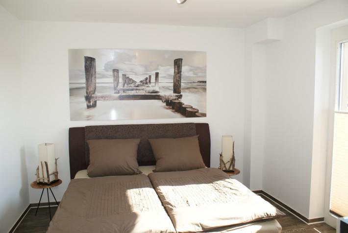 Ostseeklar De Ferienwohnung Hafenblick 2 Schlafzimmer