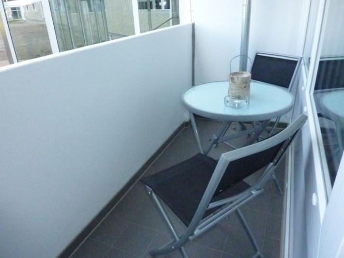 ostsee ferienpark haus l im eg nichtraucher ferienwohnung mit balkon 2. Black Bedroom Furniture Sets. Home Design Ideas